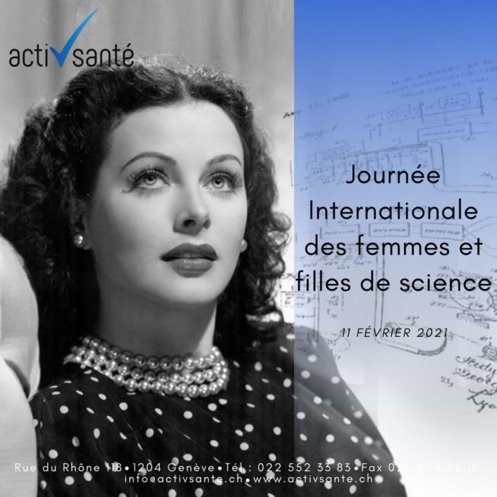 Journée Internationale des femmes et des filles de science